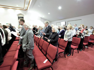 Induction of the Rev. Neil M Glover