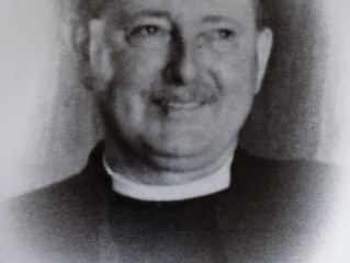 The Rev. Ian McLellan