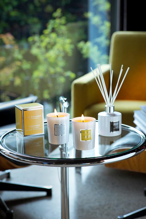 Max Benjamin Targets Emerging Market for Luxury Home Fragrances