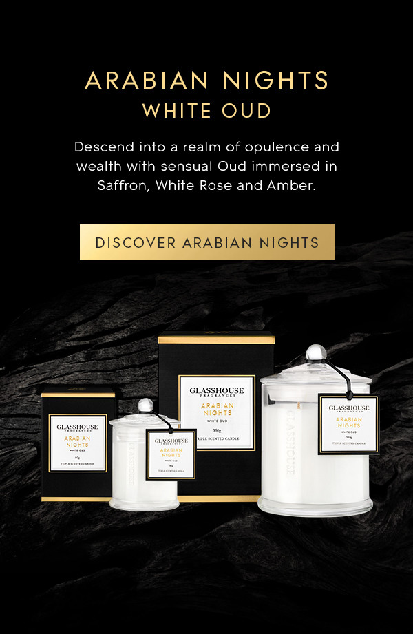 Discover Arabian Nights White Oud