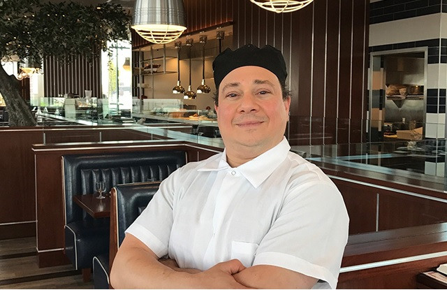 Chef Orfaly James Beard Dinner NYC
