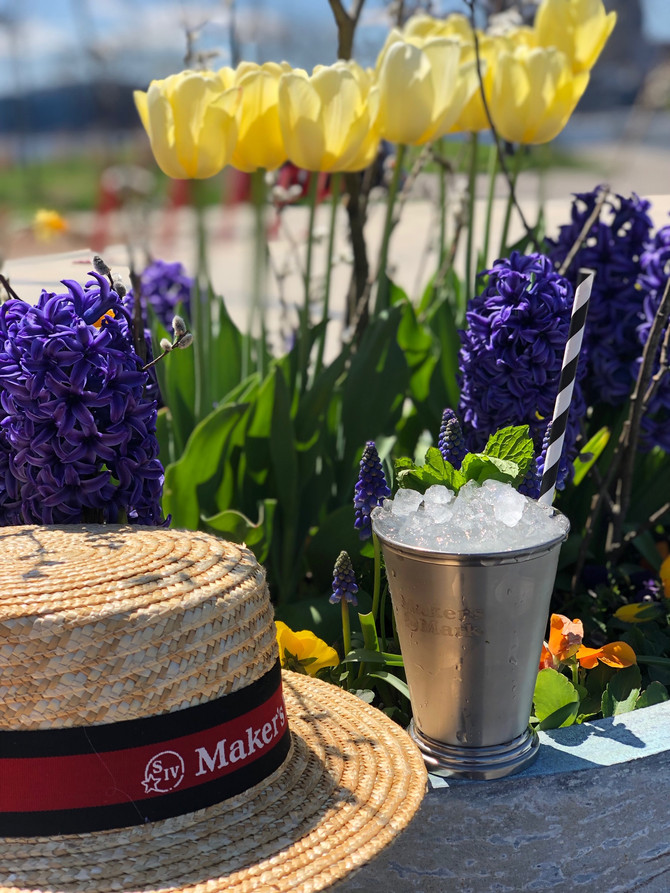 Maker's Waterfront Derby Party