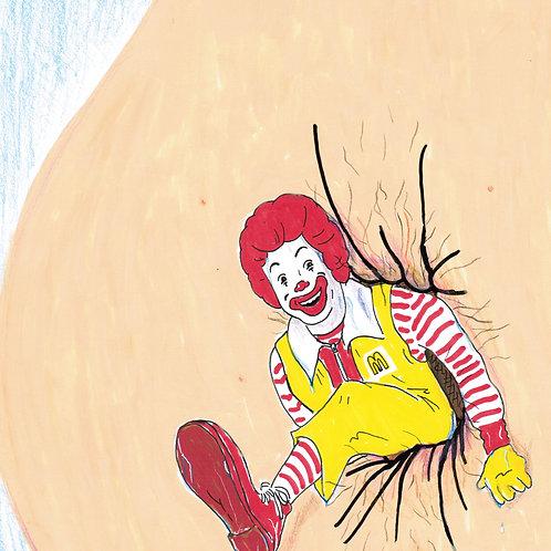 Ronald McDonald (DRAWING)