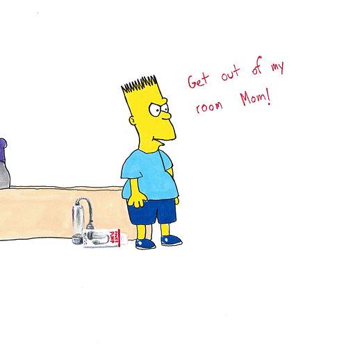 Bart Pump (DRAWING)