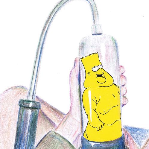 Bart Pump 2 (DRAWING)