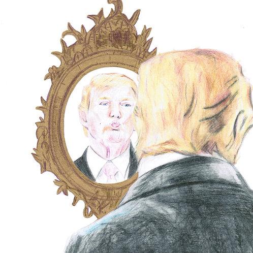 Mirror Mirror (DRAWING)