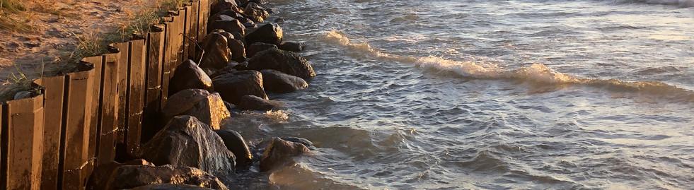 Palisades Park Shoreline Protection | Covert, MI