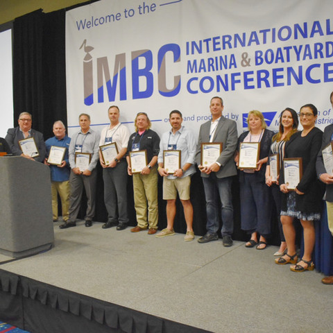 President, Greg Weykamp, selected to speak at international marina conference