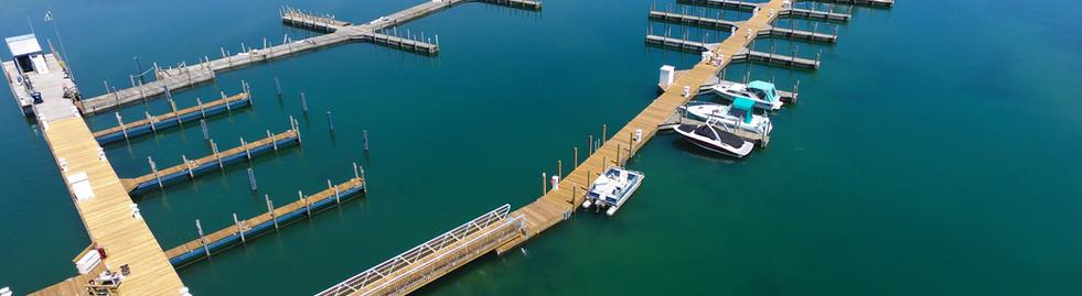 Harrisville Harbor | Harrisville, MI