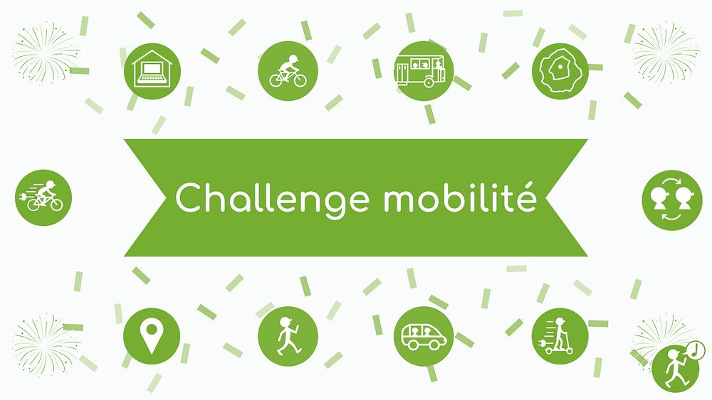 Image challenge mobilité