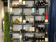 Retail Wine Rack