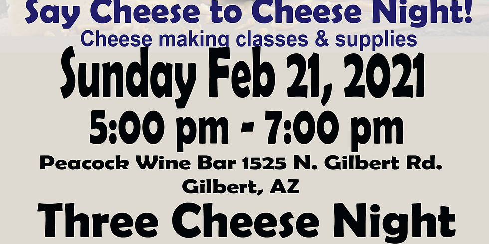 Cheese Making with Making the Cheese