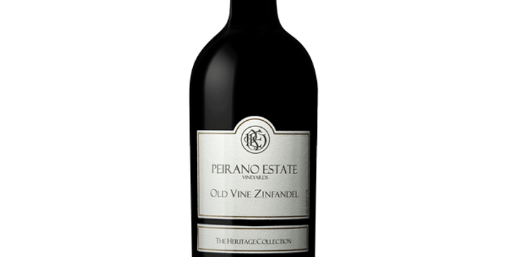 Peirano Estate Zinfandel