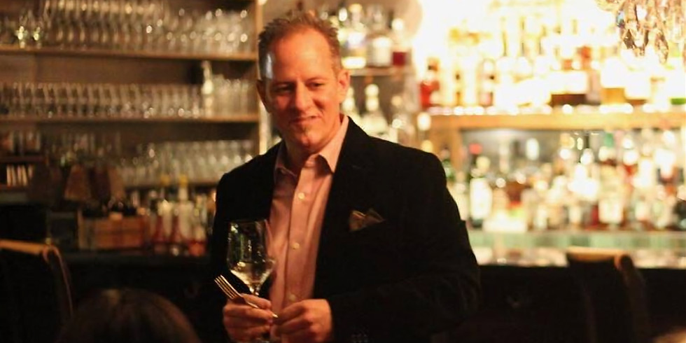 Wine Tasting with James