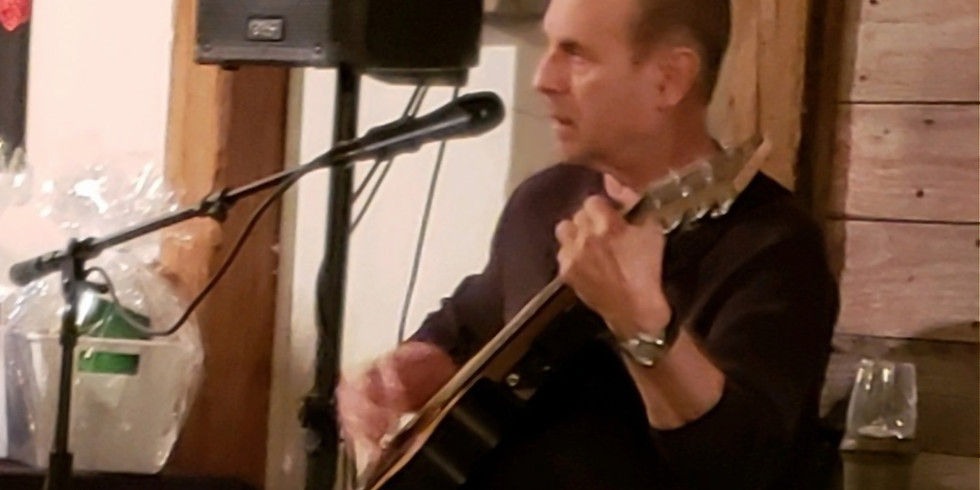 Live Music with Frank Stagliano