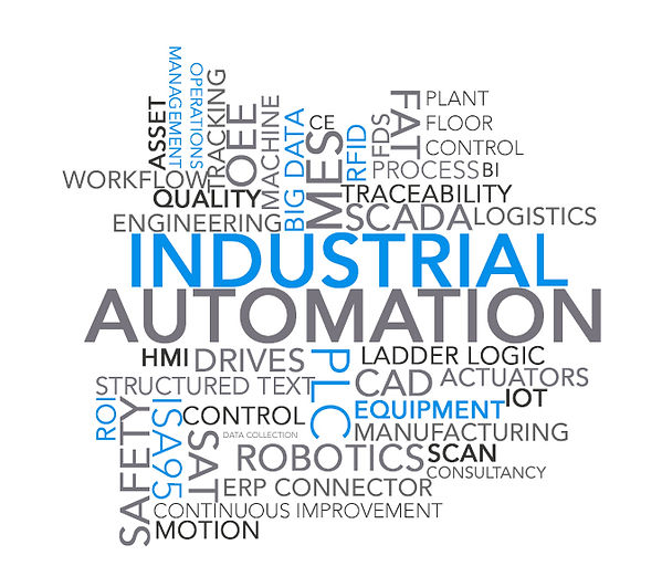 Industrial Automation MES SCADA PLC IoT Operational Excellence Robotics