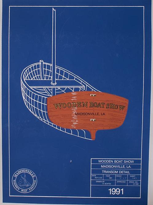 Wooden Boat Festival 1991