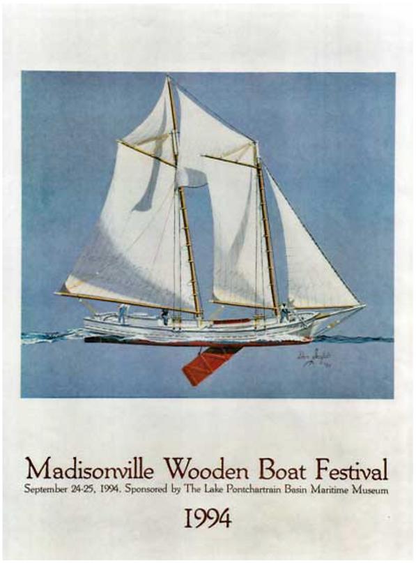 Wooden Boat Festival 1994