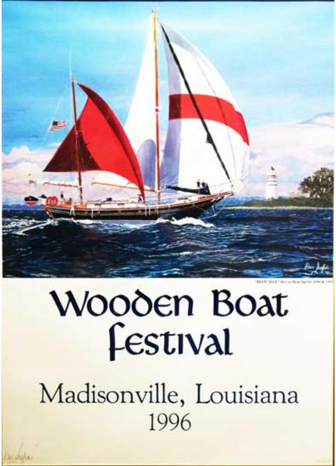 Wooden Boat Festival 1996