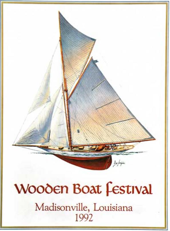 Wooden Boat Festival 1992
