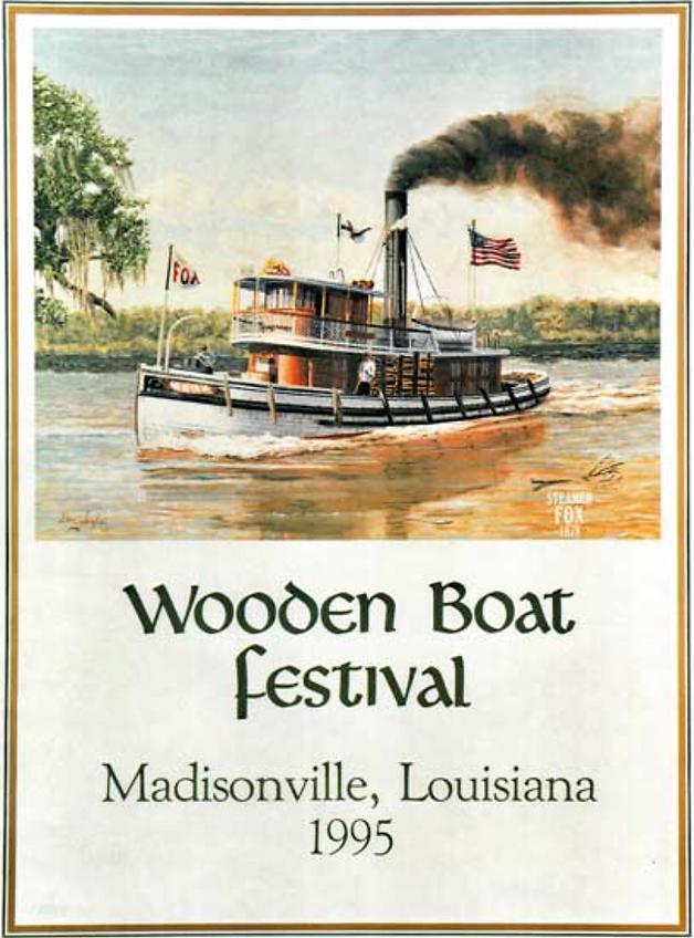 Wooden Boat Festival 1995