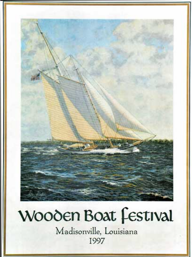 Wooden Boat Festival 1997