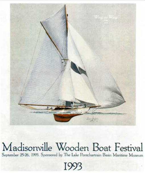 Wooden Boat Festival 1993