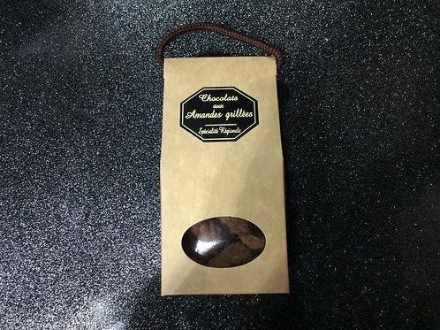 CHOCOLATS AUX AMANDES GRILLEES