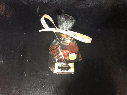 SACHET BOUCHEE CARAMEL AU CHOCOLAT 130 G