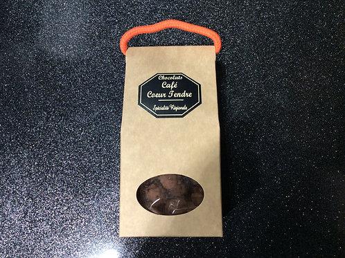 CAFE COEUR TENDRE - BONBONS DE CHOCOLAT-CAFE-CARAMEL