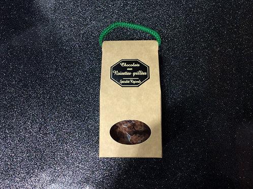 CHOCOLATS AUX NOISETTES GRILLEES 100G