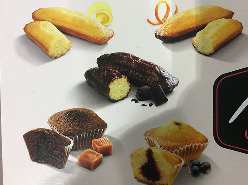 ASSORTIMENT DELICES 700G