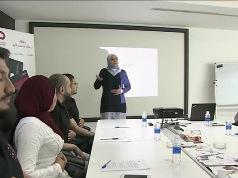 Session at Dinark Company