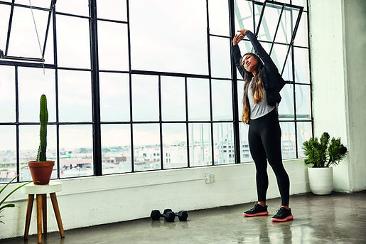 Girl-workout-exercise-fitness-home-stret