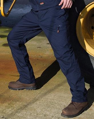 Work-Guard Stretch Trousers Reg