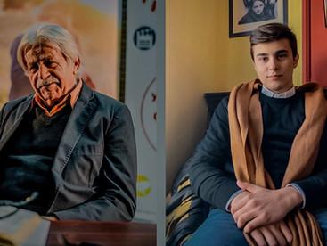 Вељко Симовић - Интервју са чика Ршумом