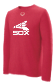 Evoshield Sotfball Heather Long Sleeve Tee
