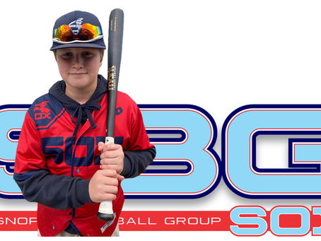 Academy Sports Sox Spotlight Player of the Week - March 26