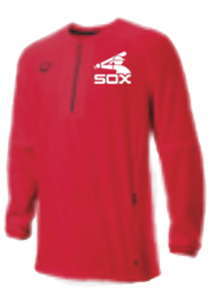 Evoshield Softball Long Sleeve BP Jacket