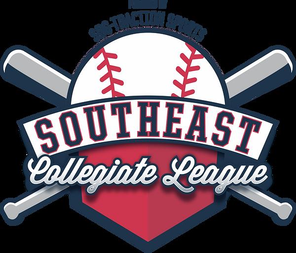 Southeastern Collegiate League Logo PNG.