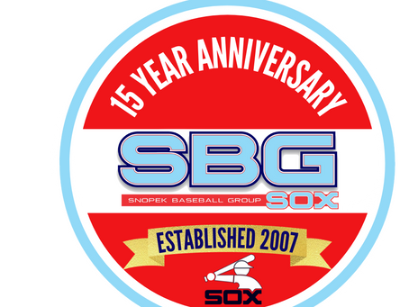 SBG Sox Youth Baseball Tryout Dates Announced