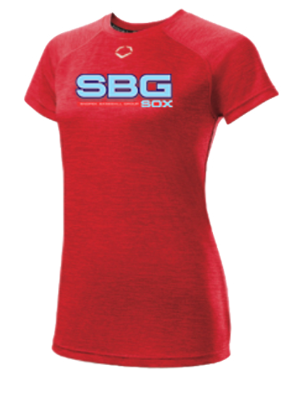 Womens Evoshield FX Short Sleeve