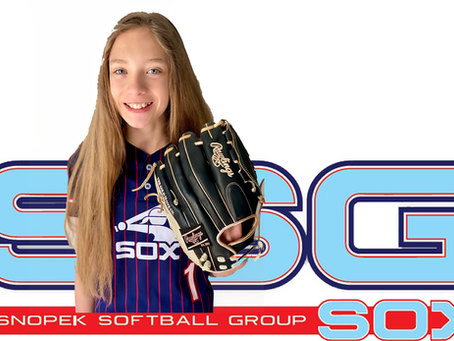 Academy Sports SSG Sox Softball Player of the Week - March 26