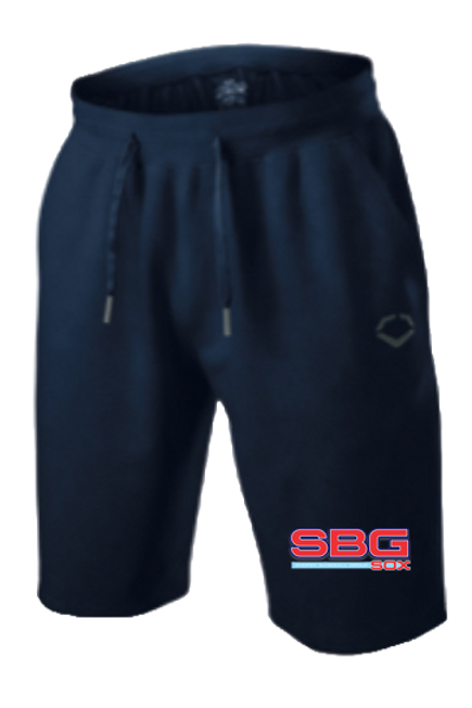 Evoshield Pro Team Clubhouse Fleece Shorts