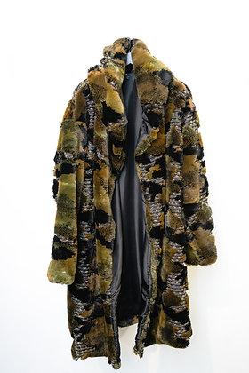 Ecopelliccia kimono