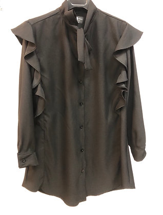 Black cady shirt