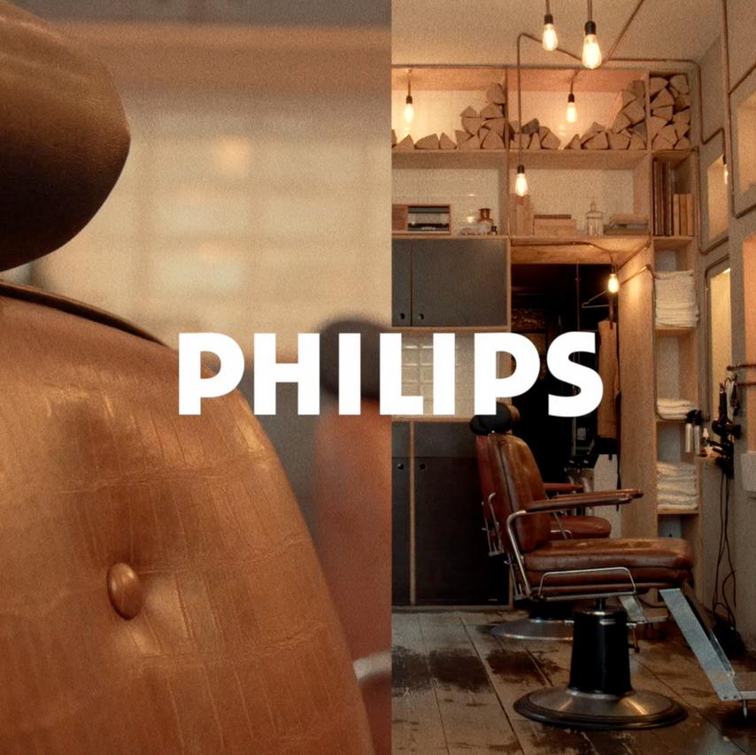 Esquire x Philips.
