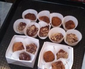 Decadent Chocolate Truffles