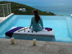 Cerulean scenes and Caribbean dreams