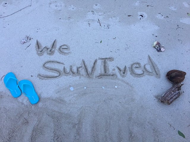 We SurVIved Irma and Maria!